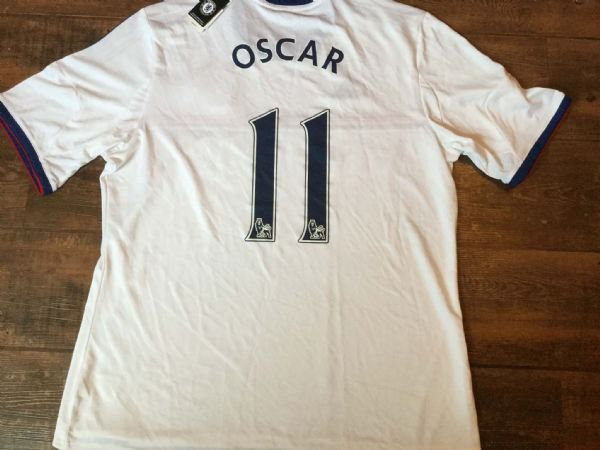 2013 2014 Chelsea Oscar BNWT New Away Football Shirt Top Adults XL